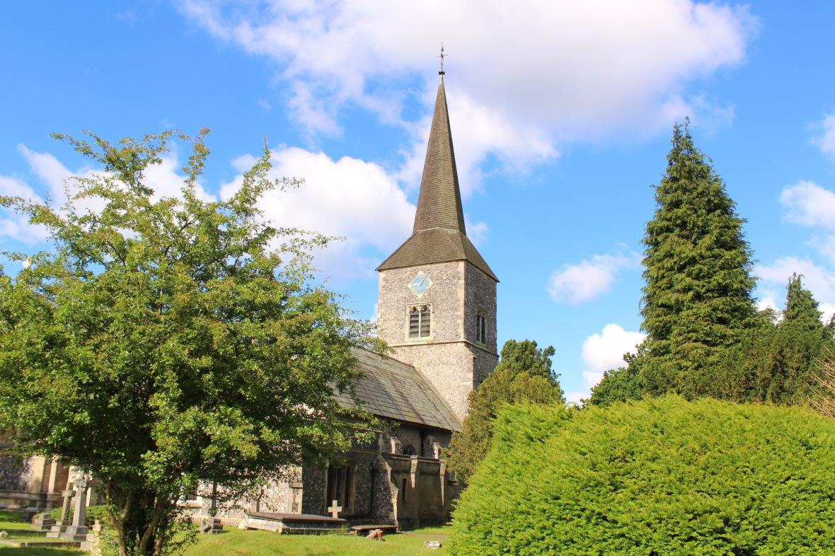St Nicholas Church, Chislehurst