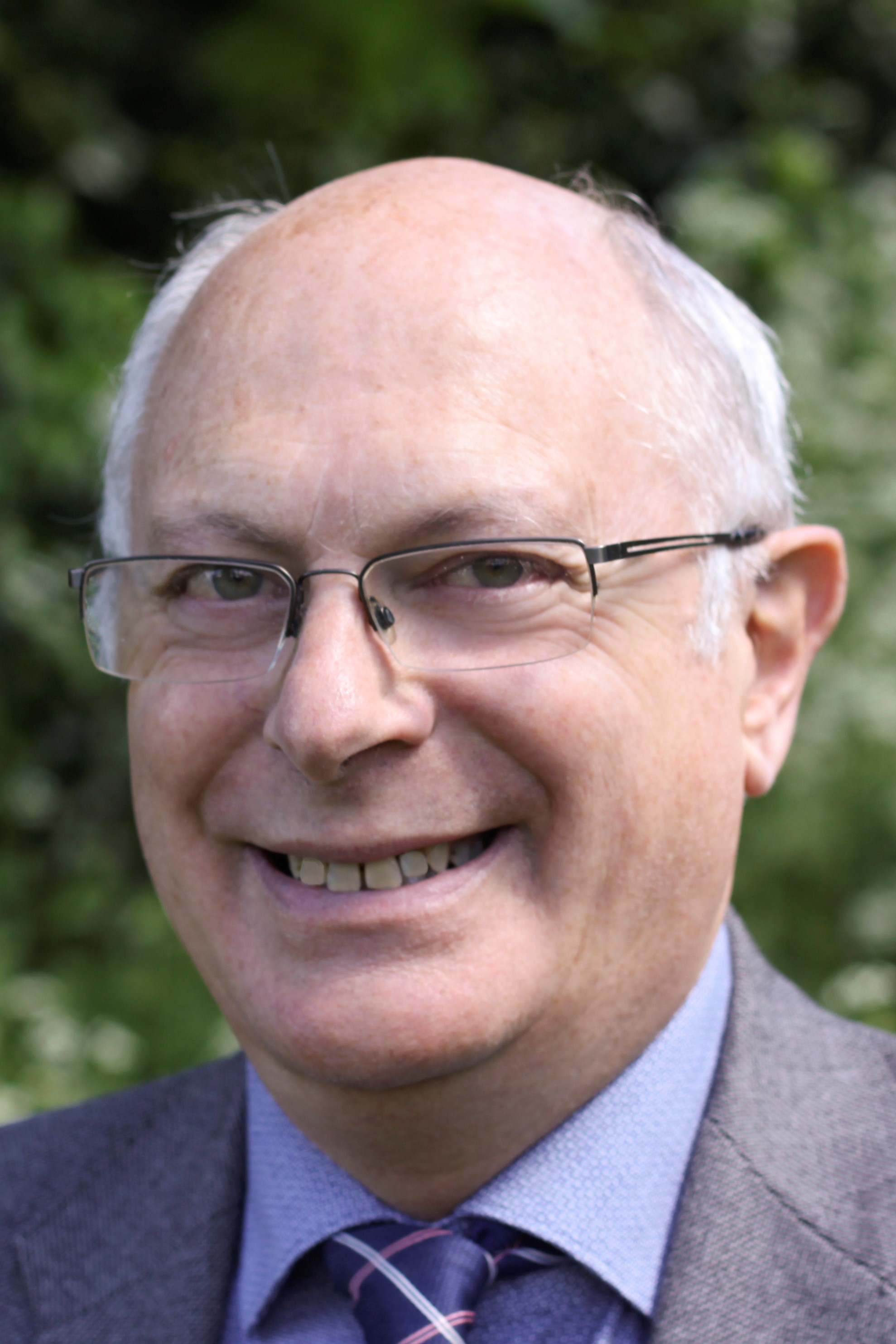 Churchwarden Anthony Faulkner (3)